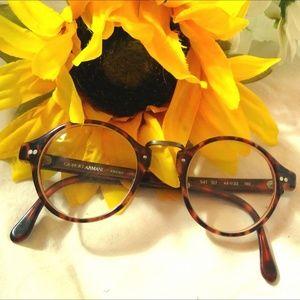 Giorgio Armani Glasses Used, Good Condition